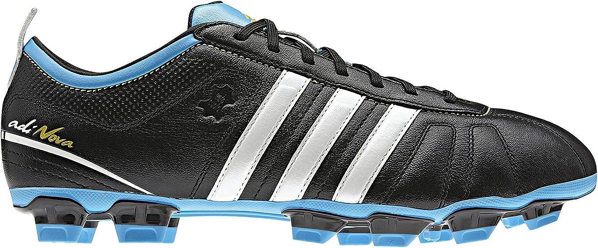 adidas adiNova IV TRX FG Negro Negro negro Talla:10: Amazon ...