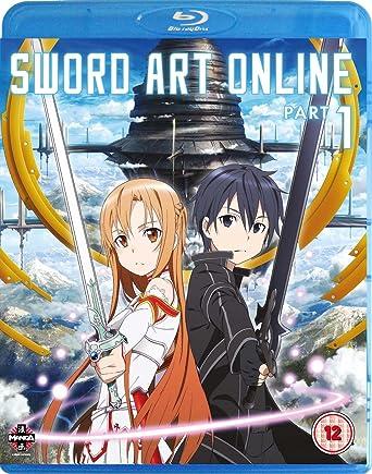 Sword art online blu ray release date