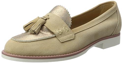 ESPRIT Scarlettetassle, Mocasines para Mujer, Rosa (685 Nude), 40 EU: Amazon.es: Zapatos y complementos