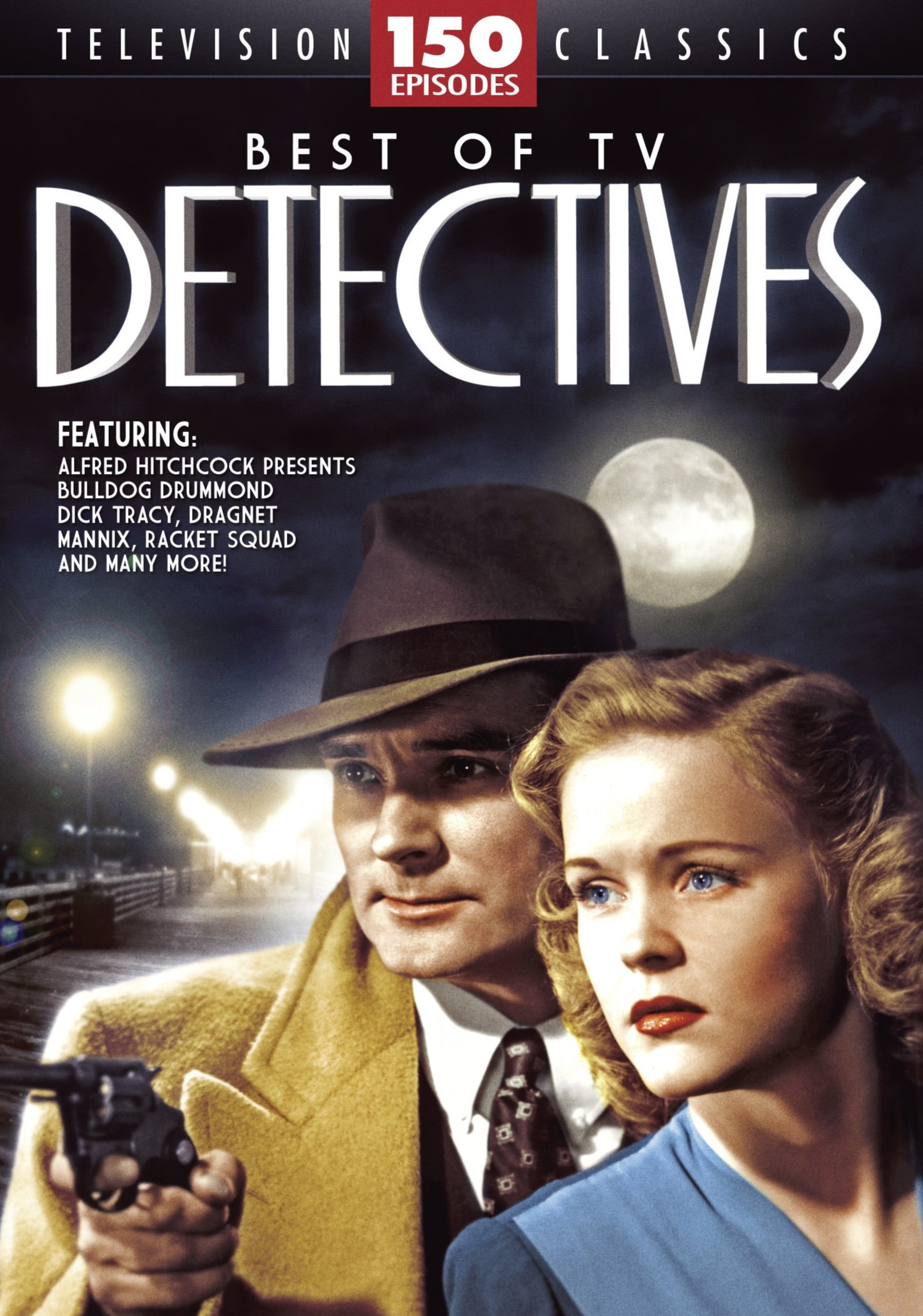 Best of TV Detectives 150 Episodes by DIGITAL1STOP