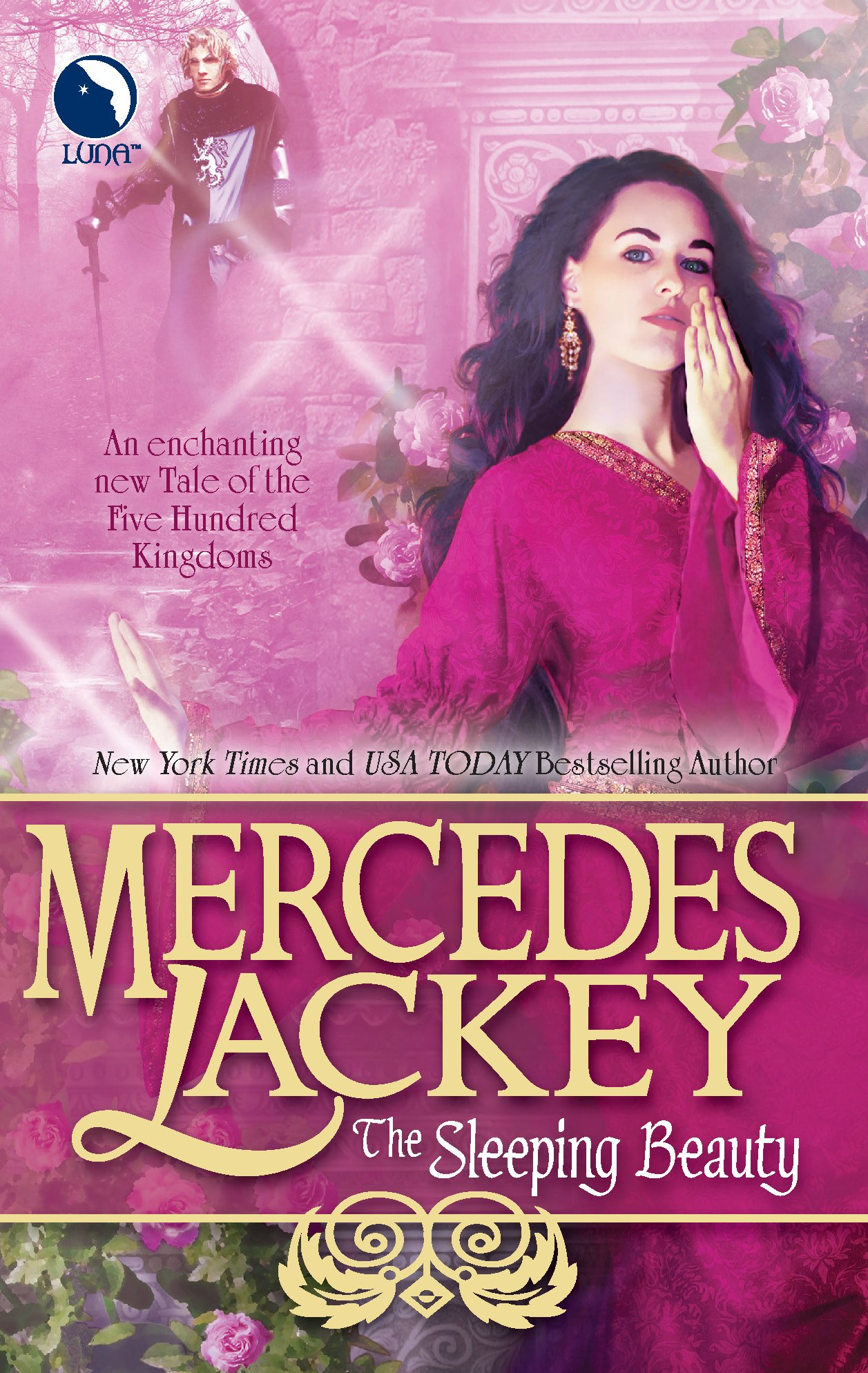 The Sleeping Beauty (Tales of the Five Hundred Kingdoms, Book 5): Mercedes  Lackey: 9780373803279: Amazon.com: Books