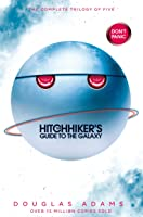 Hitch Hiker's Guide To The Galaxy The: A Trilogy