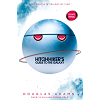 The Hitchhiker's Guide to the Galaxy Omnibus: The Complete Trilogy in Five Parts