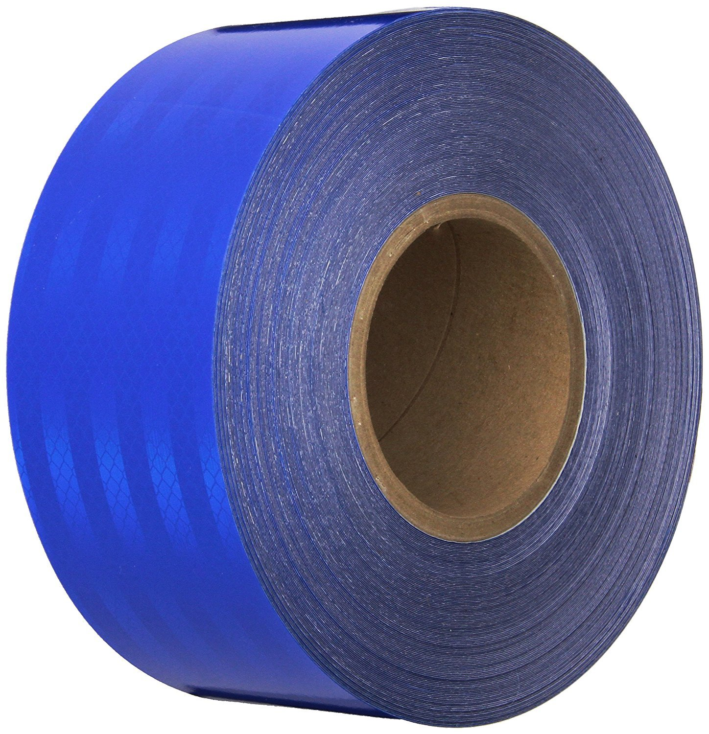 3M 3435 Blue Reflective Tape Roll – 4 in. x 150