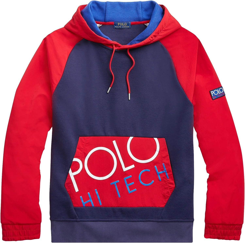 Mens Pullover Hoodies Live Love Hike Hiking Long Sleeve Fleece Hooded Sweatshirt Sweater Blouses Tops