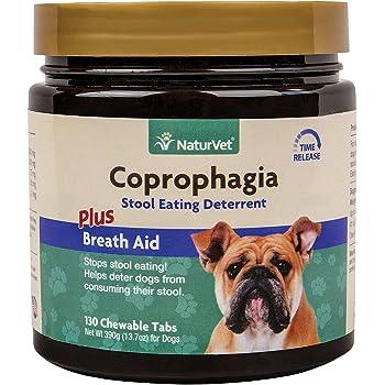 Amazon Com Naturvet Coprophagia Stool Eating Deterrent
