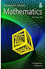 Secondary School Mathematics for Class 10 Paperback