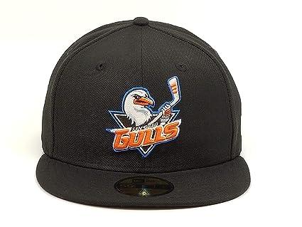 ... low price new era 59fifty sd san diego gulls fitted hat black mens ahl  hockey ducks a93a0b1957b8