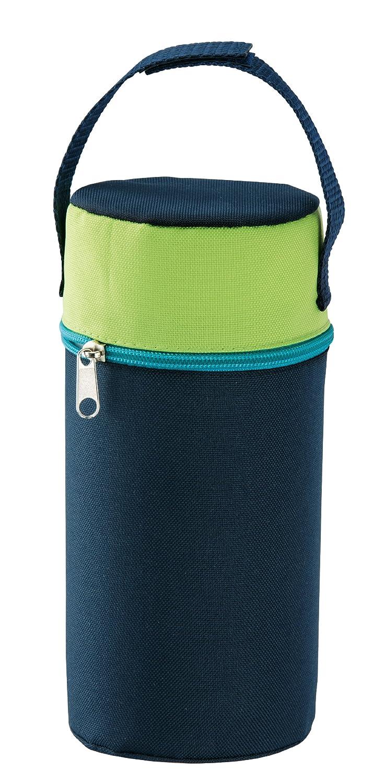 Rotho Babydesign 30065 0020 Contenitore termico per bottiglia a collo largo, colore: Blu 300650020