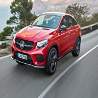 Test Drive Mercedes GLE-class