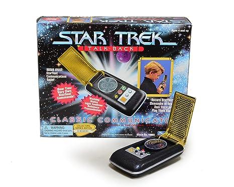 Star Trek Talk Back Classic Communicator