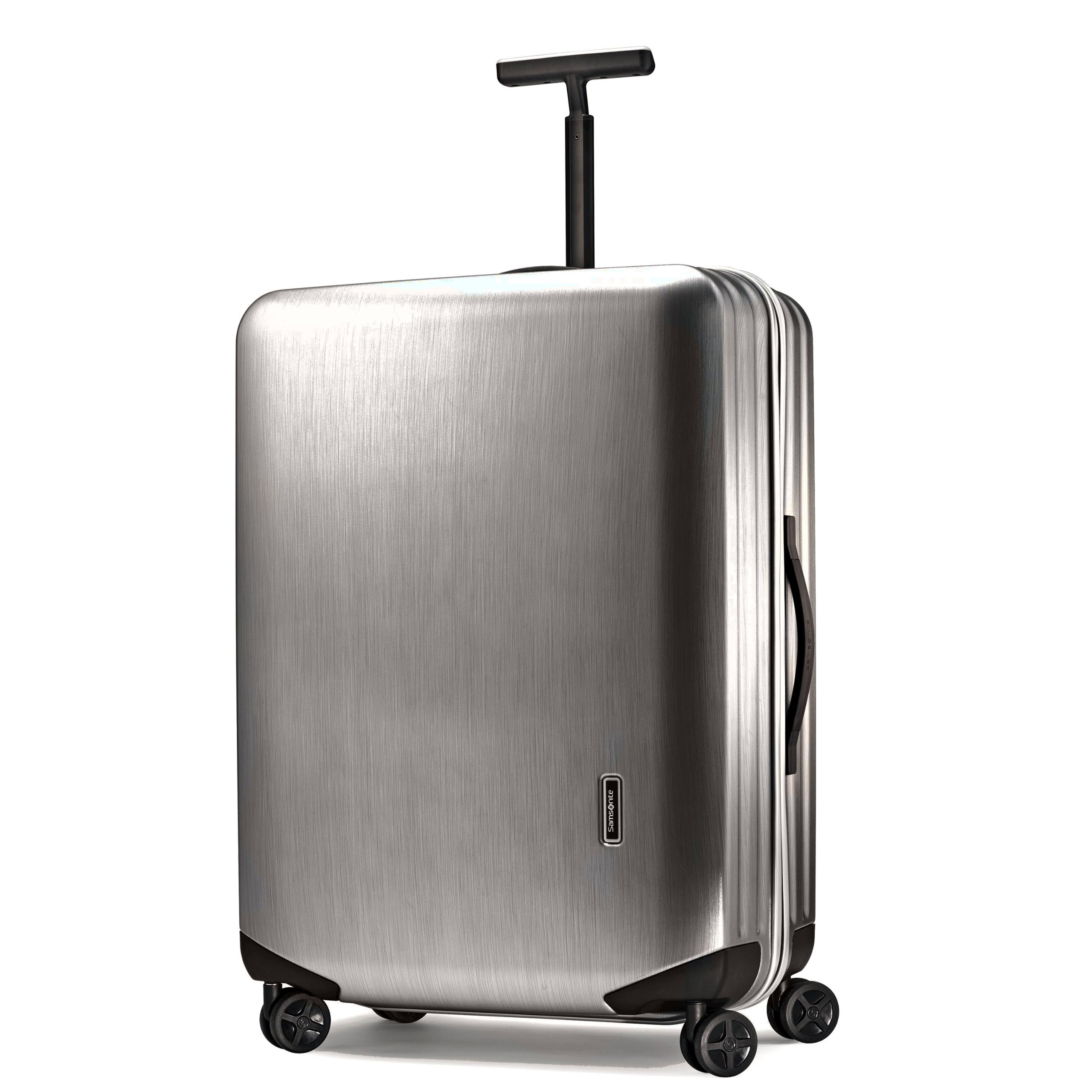 Samsonite Luggage Inova Spinner 28, Metallic Silver, One Size