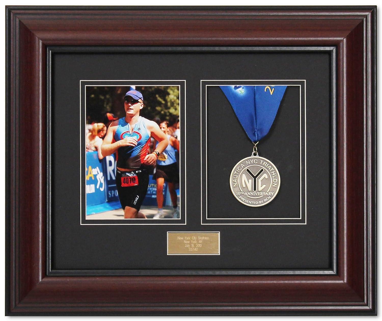 Amazon.com: Victory Marathon and Triathlon Photo and Finishing Medal ...