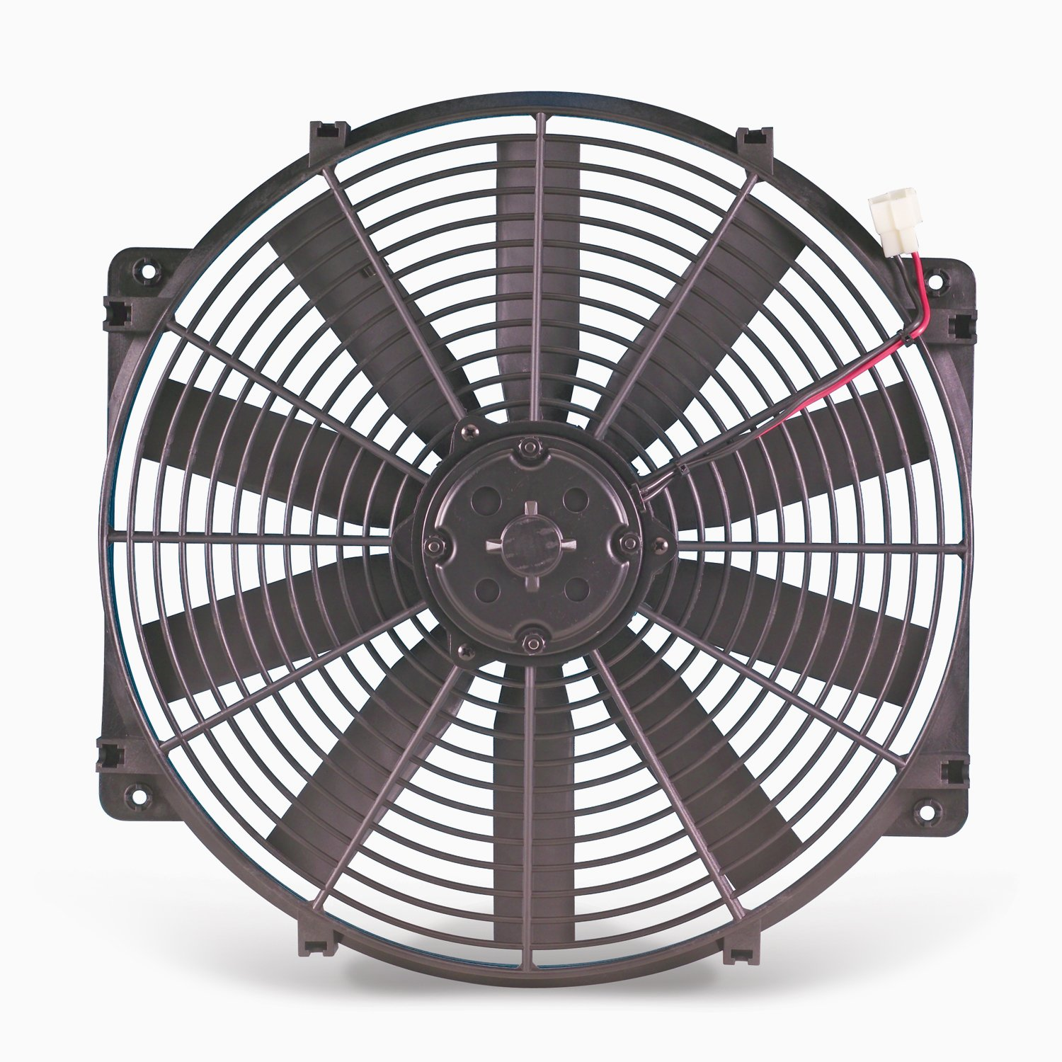Flex-a-lite 119 Black 16' LoBoy Electric Fan (pusher)
