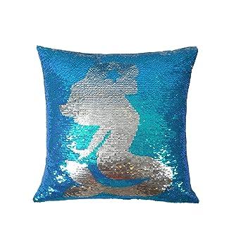 Ataya Mermaid Throw Pillow