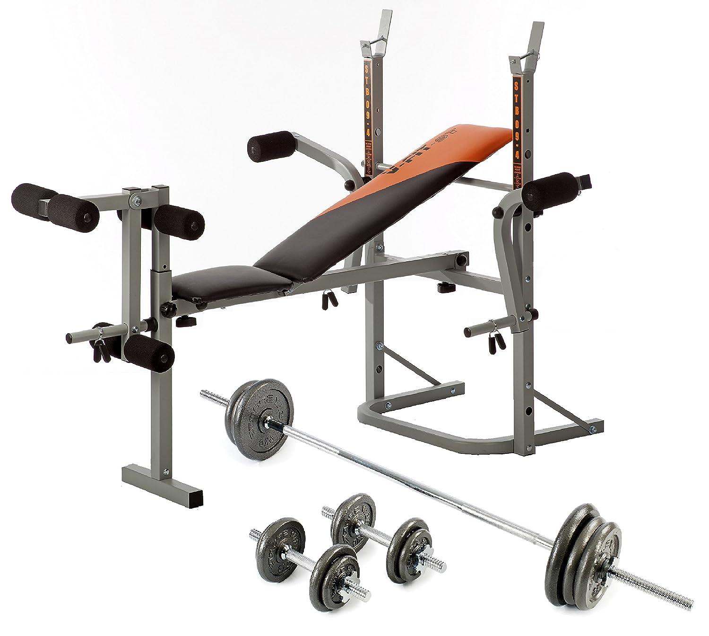 banc de musculation v-fit st