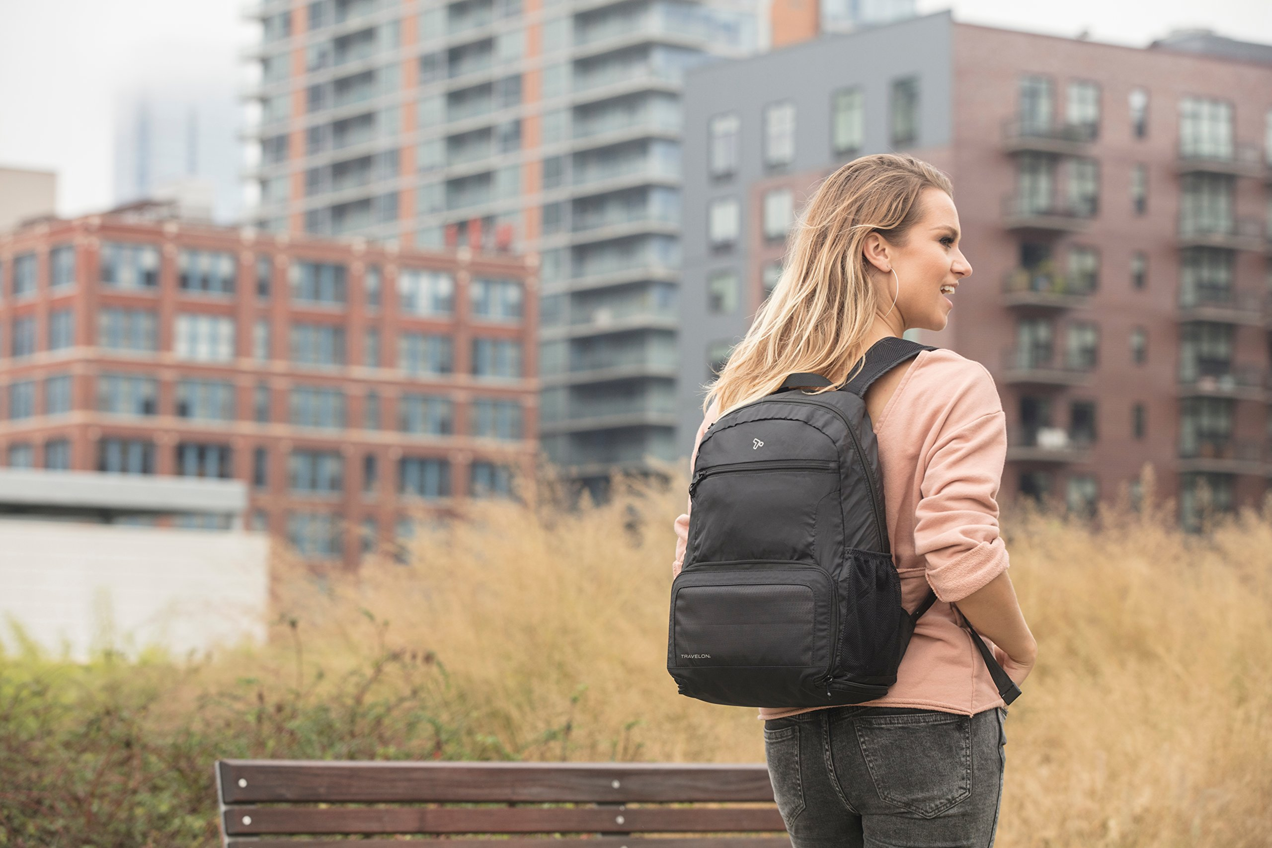 Travelon Anti-theft Packable Backpack by Travelon (Image #3)