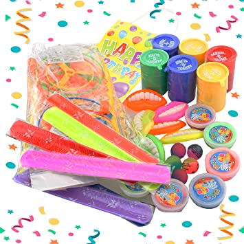 obsequios de 42 piezas Set de cumpleaños fiesta cumpleaños ...
