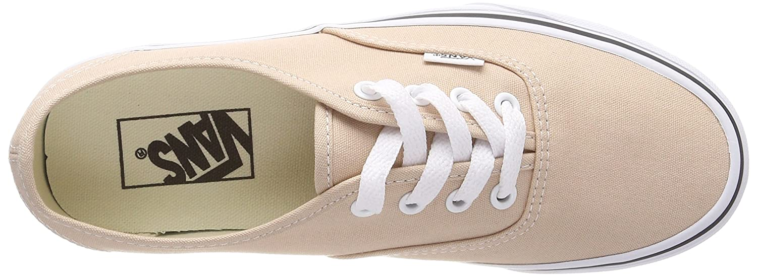 Vans Unisex Authentic Women Canvas Shoes B074HGFQ8R 9 Women Authentic / 7.5 Men M US|Frappe/True White e63bd9