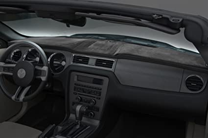 Fits Toyota Tundra 2007-2013 Velour Dash Board Cover Mat Dark Brown