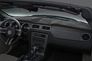 Coverking Custom Fit Dashcovers for Select Chevrolet Models - Suede(Charcoal)