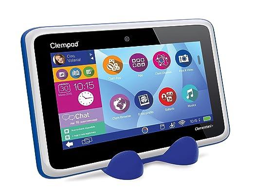 152 opinioni per Clementoni 13372- Clempad 5.0 Plus Tablet Educativo con Cuffie Incluse, Doppia