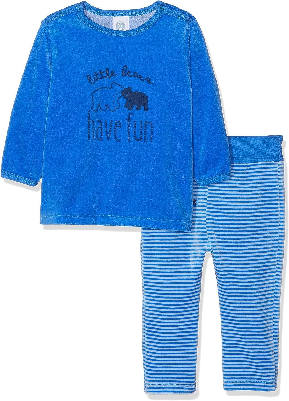 Sanetta Baby Boys Pyjama Long Clothing Set