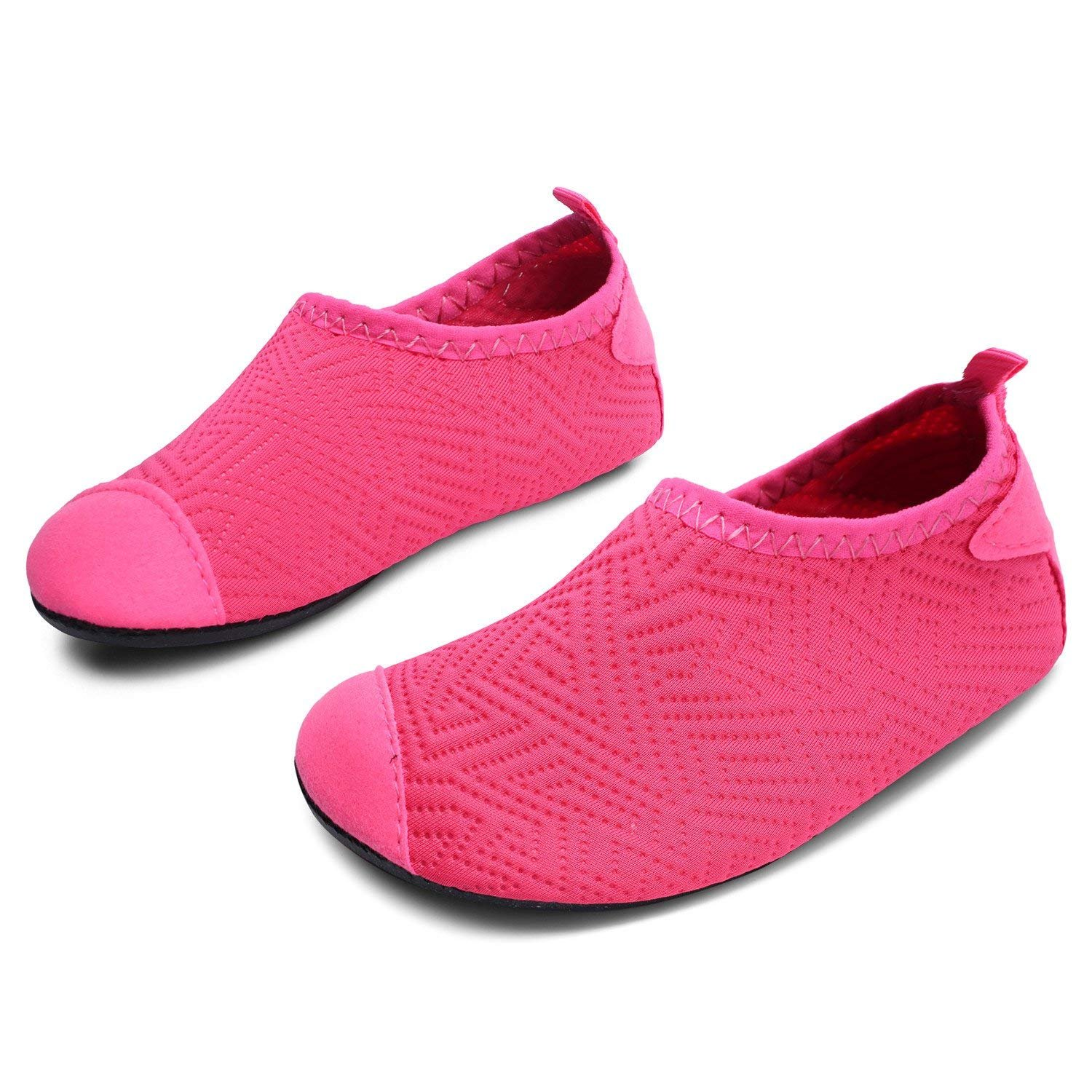 L-RUN Kids Swim Water Shoes Barefoot Aqua Socks Shoes Beach Pool Surfing Yoga L-RUN-CT-2_ca