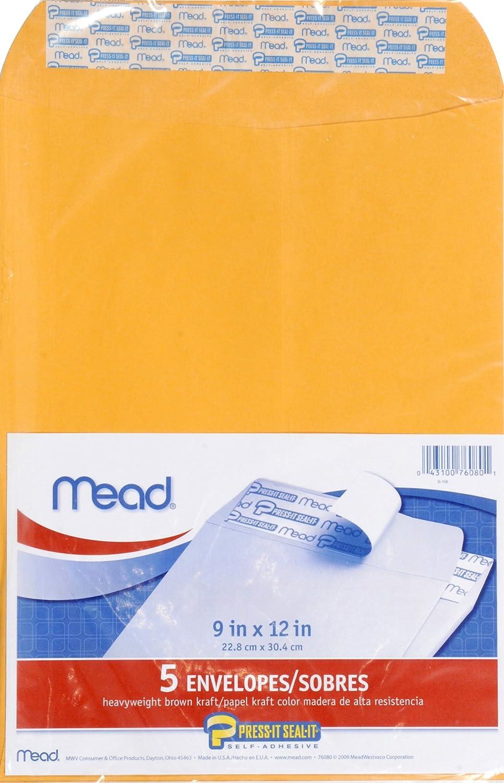 MEAD Press It-Seal-It Envelopes (MEA76080)