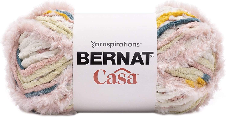 Bernat Pine Rose Yarn CASA