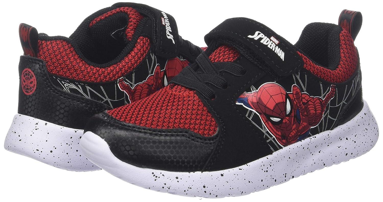 Zapatillas de Gimnasia para Ni/ños Spiderman Boys Kids Sport Athletic