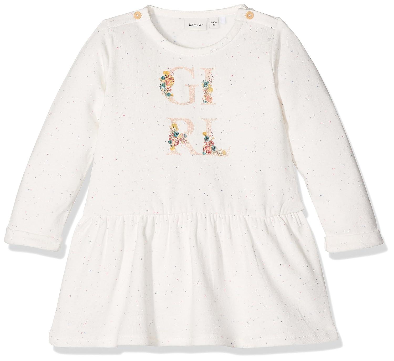 NAME IT Baby-M/ädchen Langarmshirt Nitfirma LS Top F NB
