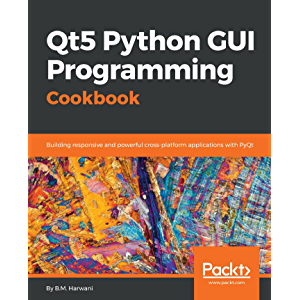 Amazon com: Hands-On QT for Python developers: How to