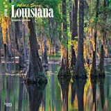 2018 Louisiana, Wild & Scenic Wall Calendar