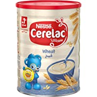 Nestle Cerelac Infant Cereal Wheat Tin, 1 Kg, Promo Pack