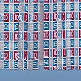 One Direction 72-inch Craze Curtains, Multi-Colour