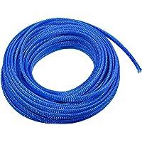/Ø interno 17 mm, 2m metri AUPROTEC Tubo Corrugato 2 5 10 25 o 50 m Guaina Flessibile non aperto protettivo di cavi selezione: