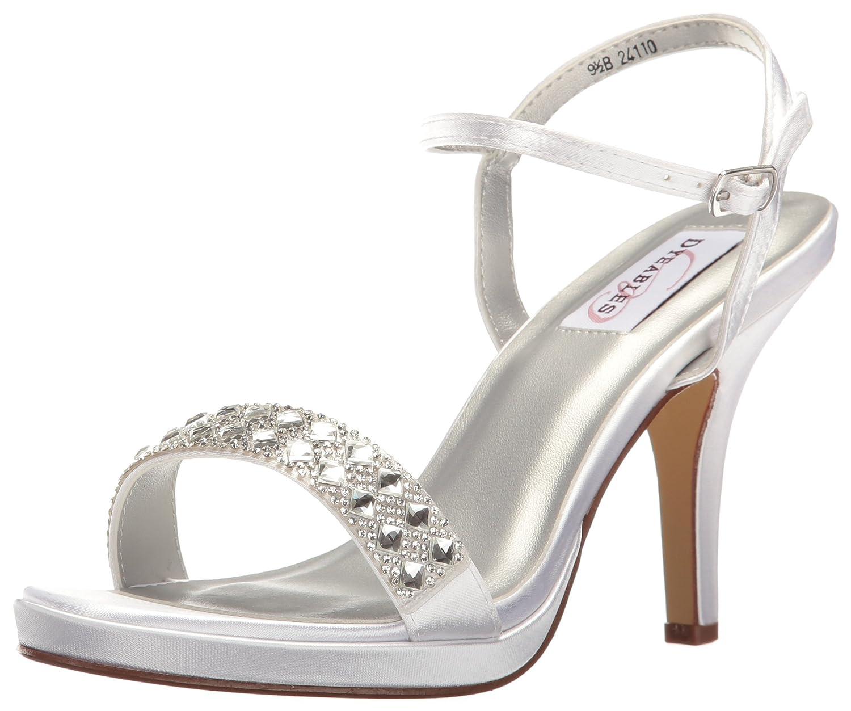 Inc Womens Womens Sloane Platform Dress Sandal Dyeables