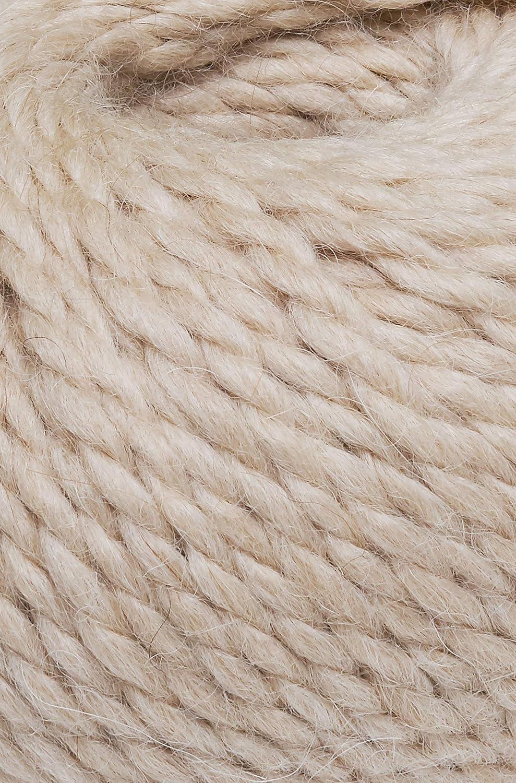 warm und kratzfrei schwarz Strick-H/äkel-Garn weich Vorteils- 5er-Pack wundersch/öne Farben zum angenehmen Stricken und h/äkeln Nadel 8 50m APU KUNTUR 100/% Baby-Alpaka Wolle