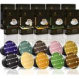 100 Capsule Compatibili Nespresso - Cofanetto d'assaggio - 10 Gusti