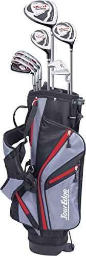 Tour Edge HL-J Junior Complete Golf Set w Bag Multiple Sizes