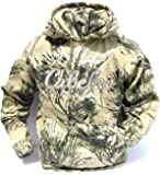 Cabela's Seven Camo Hunting Hoodie Men's Heavyweight