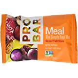 PROBAR - Meal Bar - Superfruit Slam - Organic Oats, Nuts, Seeds, Gluten Free, Non-GMO Project Verified, Plant-Based Whole Foo