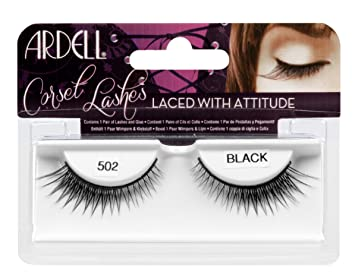 Ardell Corset Lashes 502