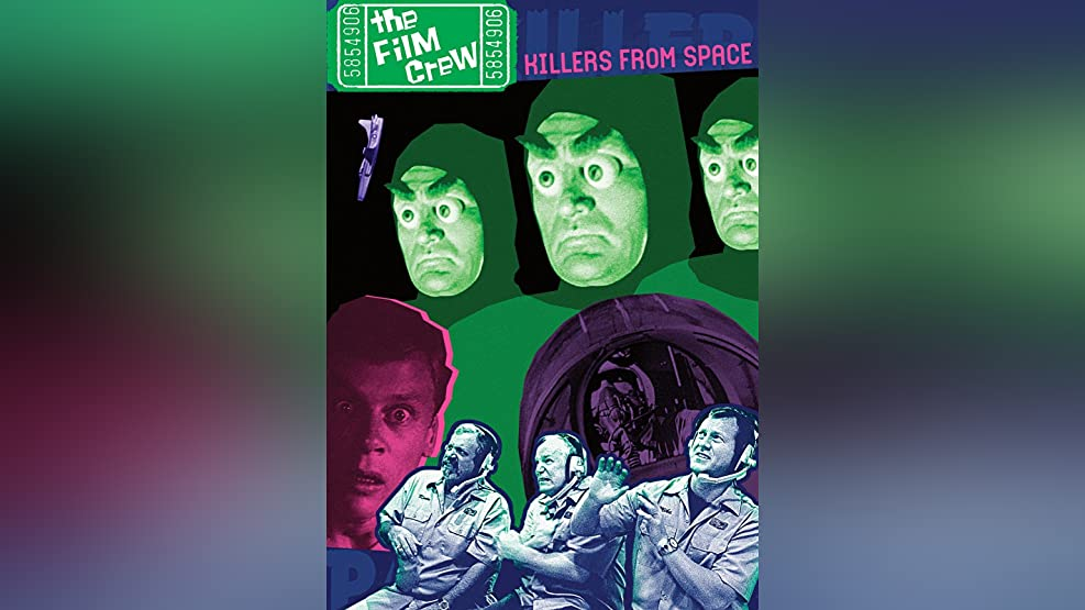 Film Crew: Killers From Space
