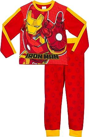 Marvel Avengers - Pijama para Niños - Iron Man