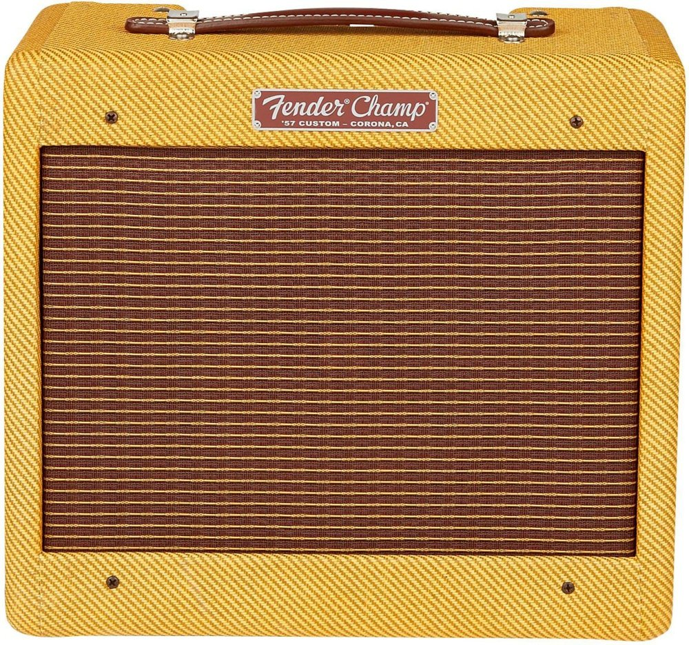 Fender '57 Custom Champ Combo Amp Reviews 1