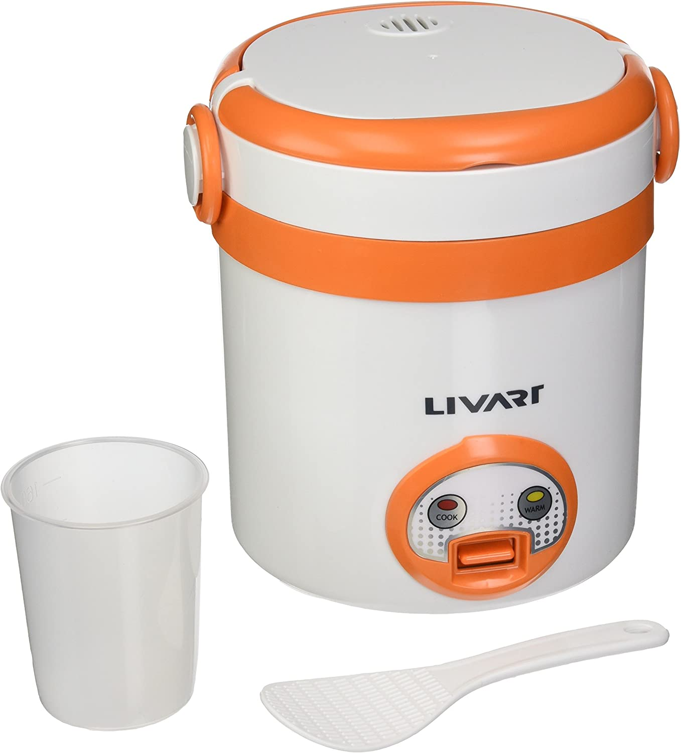 Livart Rice Cooker/Warmer 1 Cup L-001