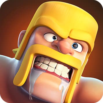 Clash of clans in amazon app store