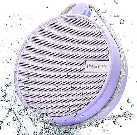 Portable IPX7 Waterproof Bluetooth Speaker, Wireless Outdoor Speaker Shower Speaker, with HD Sound